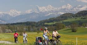 Heart Route: Thun - Zug