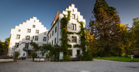 Die Mitte treffen im Schloss Wartegg