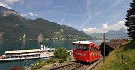 le printemps à Lucerne - Lac des Quatre-Cantons