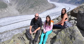 Aletsch Panorama hiking trail
