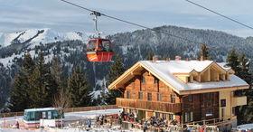 Vacaciones de esquí maravillosas