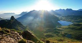 Fascinación en los picos