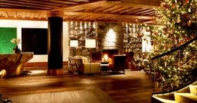 Year-End Celebrations at The Alpina Gstaad Hotel