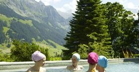 Wellness in montagna