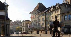 Hotel de a Rose****, Fribourg