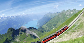 Brienz Rothorn – With full steam