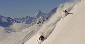 Belalp Ski Traum