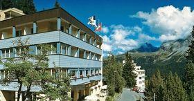 Hotel Streiff***, Arosa