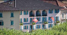 Albergo Carcani***, Ascona