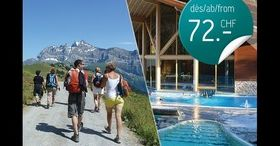 Hiking & Hot baths «Portes du Soleil»