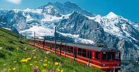 L'estate in Grindelwald