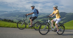 Kulinarische E-Bike-Tour