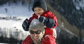 Winter in Davos Wiesen erleben