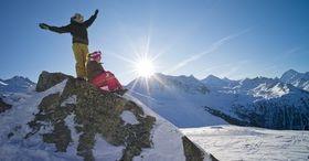 Ski, hotel y chocolate