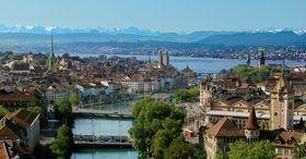Découvrir Zürich