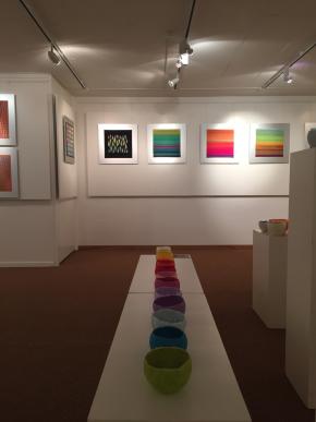 Ausstellung Stoff- und Quiltkunst