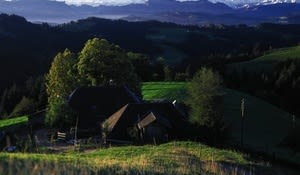 Emmental and the Bernese Alps, Swiss Mittelland