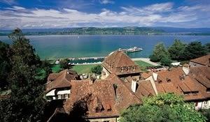 Murten and Lake Murten, Pays de Fribourg