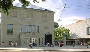 Kunsthaus Zurich (at Heimplatz 1), Zurich`s prime address for visual art.