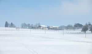 Schneeschuhtour, Jura