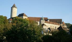 Castle of Porrentruy