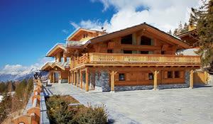Le Crans Hotel & Spa