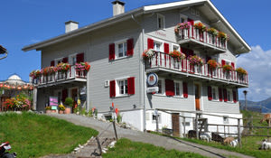 Hotel Alpina Tschappina