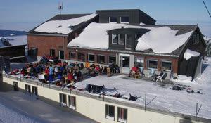 Berggasthaus Haldigrat