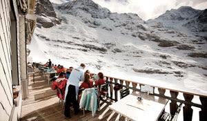 Restaurant Eigergletscher
