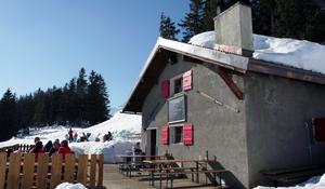 Relais de montagne Chez Erwin