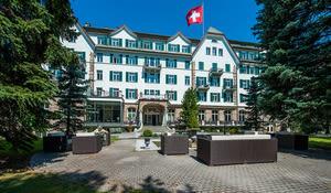Celerina Cresta Palace