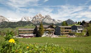 Hotel Wildhaus Alpenrose