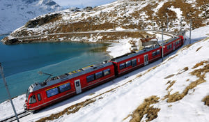 Bernina Express, Rhaetian Railway