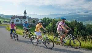 Herzroute, Appenzellerland