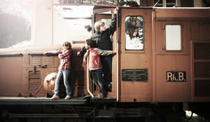 Albula Railway Museum