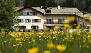Berhotel Randolins in St. Moritz