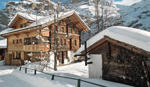 Gimmelwald, Bed and Breakfast
