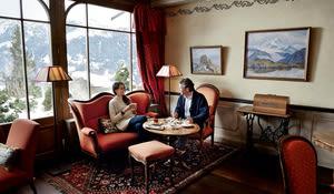 Gd Hôtel Bella Tola & St-Luc, St-Luc, Valais