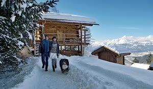 Lodge Alpes et caetera, Vercorin, Wallis.