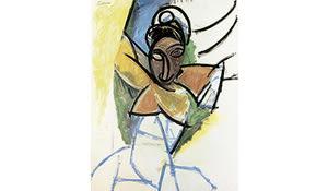 femme epoque, Picasso