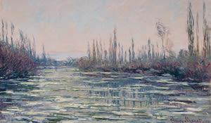 KM Bern, Eisgang, Monet