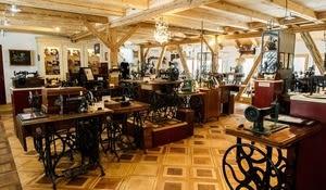 Nähmaschinen Museum