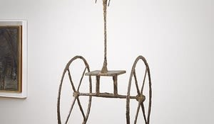 KHZ le chariot, Giacometti