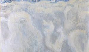 la joungfrau dans le brouillard, Hodler