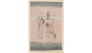 Seiltänzer, Paul Klee