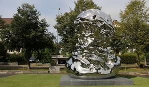 Louis Chevrolet Monument, La Chaux-de-Fonds