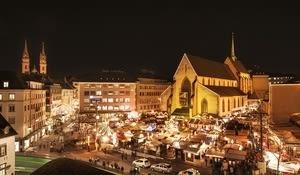 Basel Barfüsserplatz