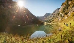 Talalpsee, Glarus Nord