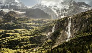 Schmadribachifälle, Lauterbrunnen