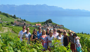 Lavaux, Riviera, swiss Wine tours, events